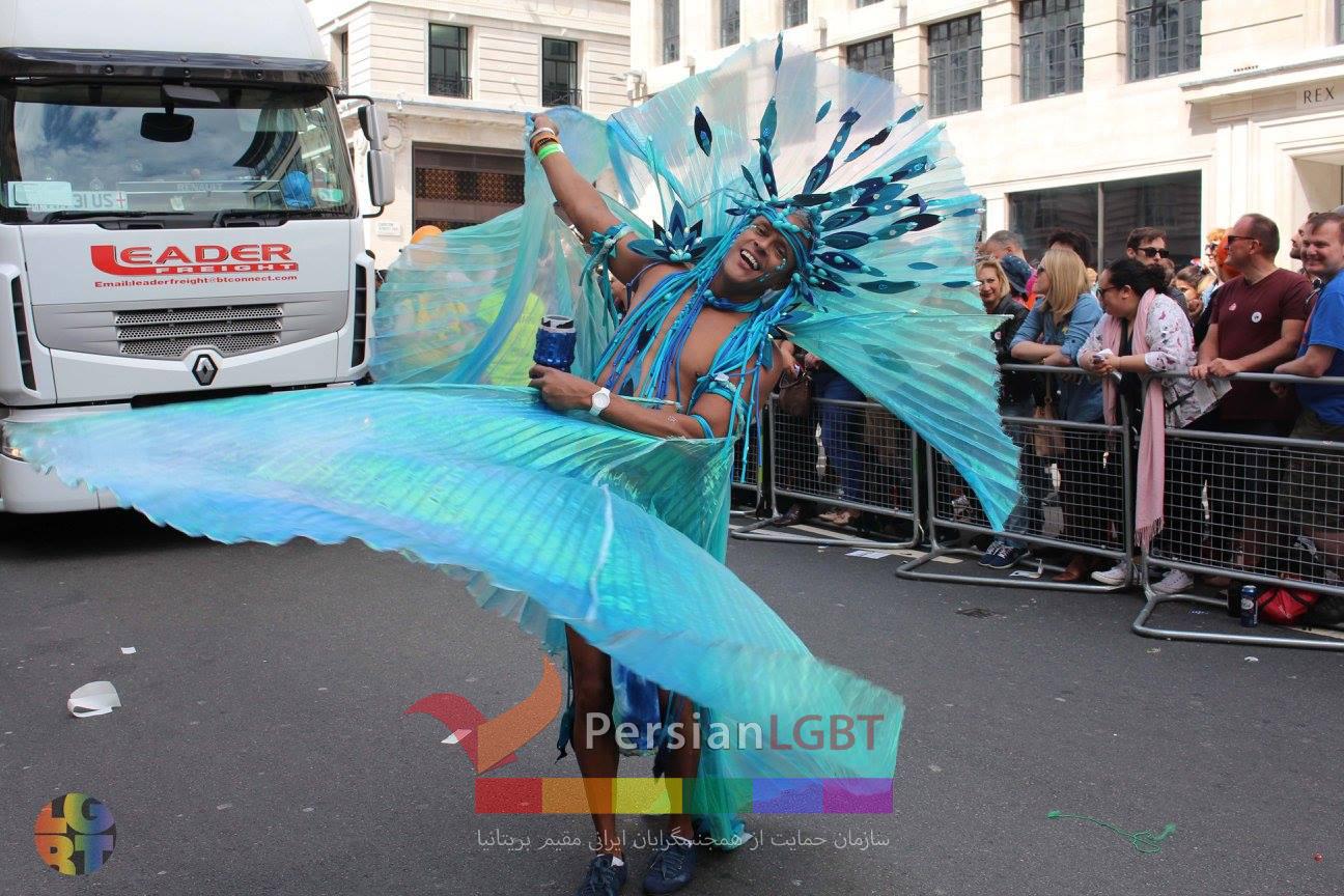 Persian LGBT Pride In London 2016