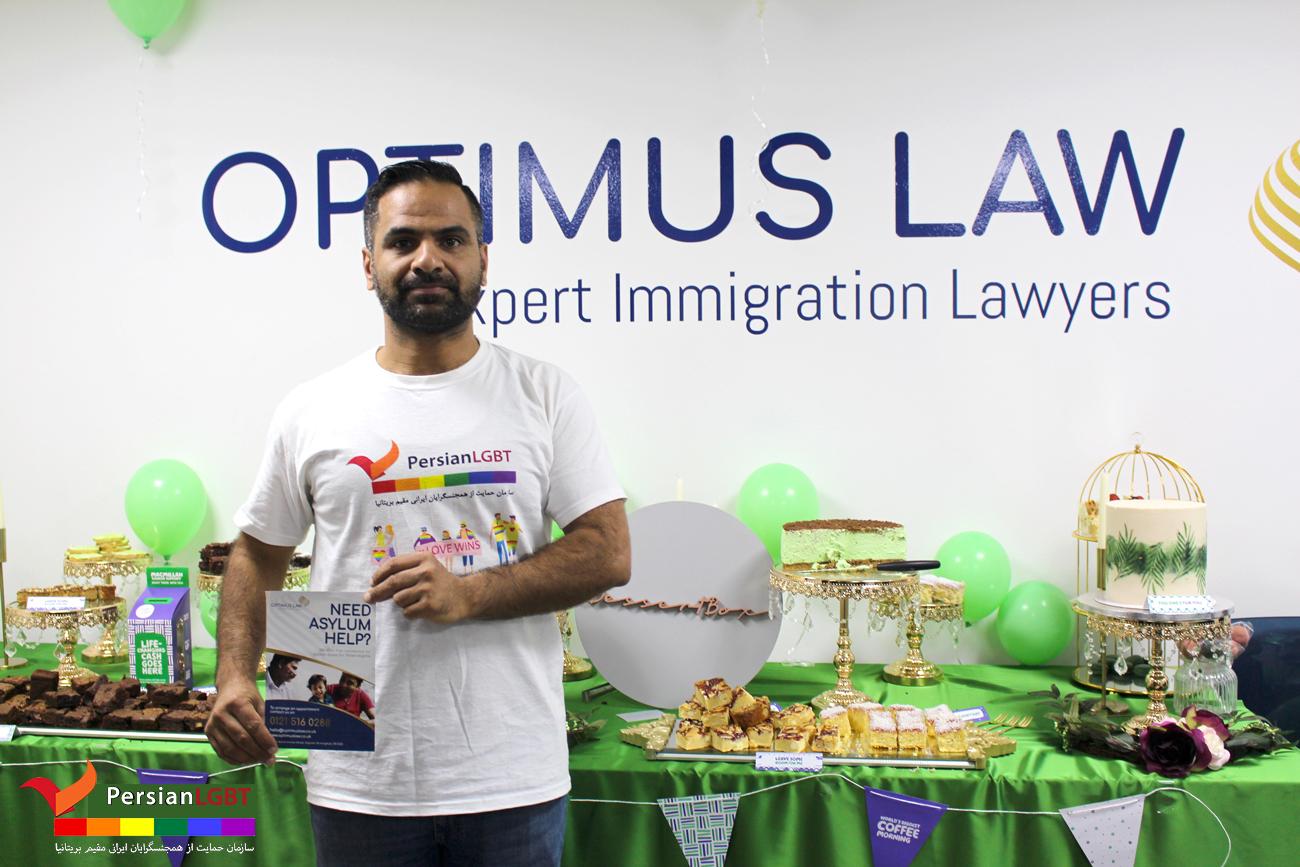 Event at Optimus Law